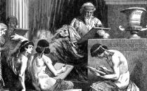 Η διαφωνία του Κόρακα με τον Τεισία
