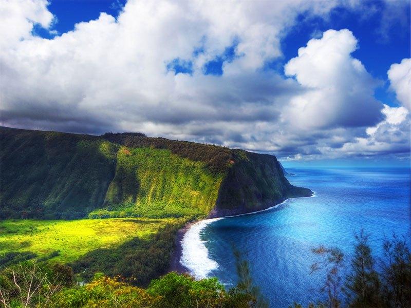 Η κοιλάδα Waipio στη Χαβάη