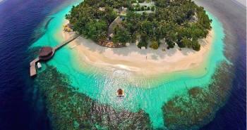 Το νήσί Paradise στις Μαλδίβες