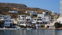 Tα 9 oμορφότερα ελληνικά νησιά σύμφωνα με το CNN