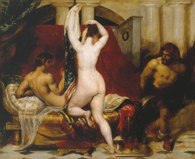 William Etty 1820