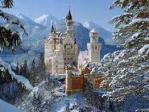Το παραμυθένιο κάστρο Neuschwanstein