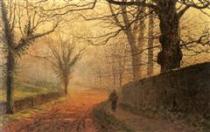 15 ζωγραφικοί πίνακες με θέμα τον μήνα Νοέμβριο