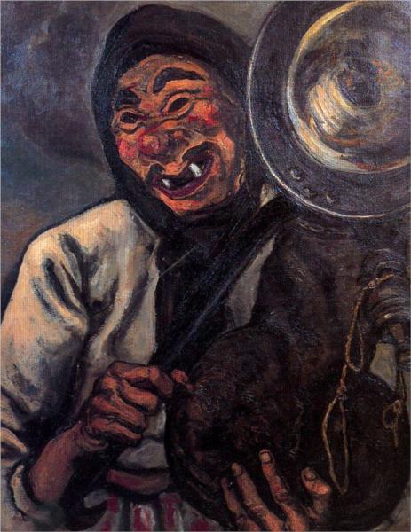 Μια μάσκα -  Jose Gutierrez Solana