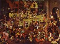Οι 15 πίνακες του καρναβαλιού