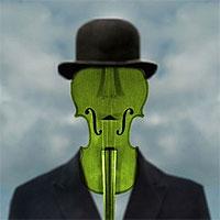O βιολιστής