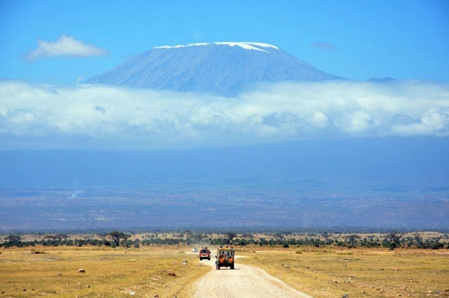 Όρος Kilimanjaro, Κένυα