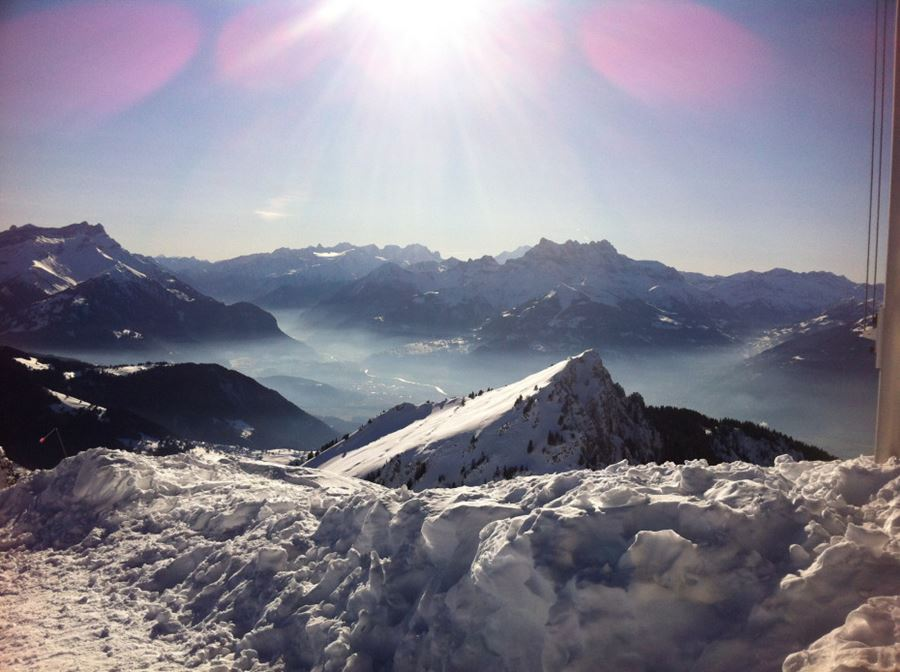 Schilthorn, Ελβετία
