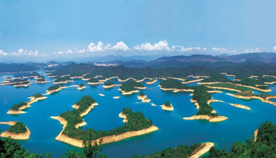 Λίμνη Qiandao (Λίμνη των Χιλιών Νησιών), Κίνα