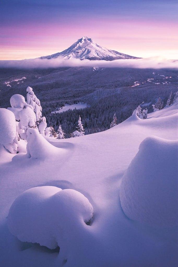 Όρος Hood, Oregon, ΗΠΑ