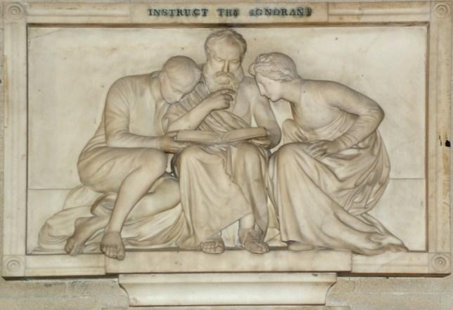 Καθοδηγήστε τους αδαείς - καθεδρικός ναός του Bradford