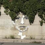 Όταν η τέχνη του δρόμου δένει αρμονικά με το περιβάλλον