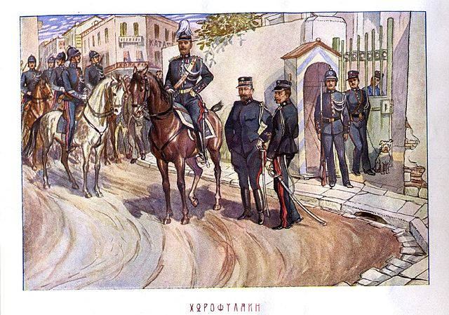 Greek_Gendarmerie,_ca._1900