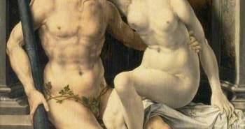 Ηρακλής και Δηιάνειρα -Jan Gossaert (Called Mabuse) - 1517