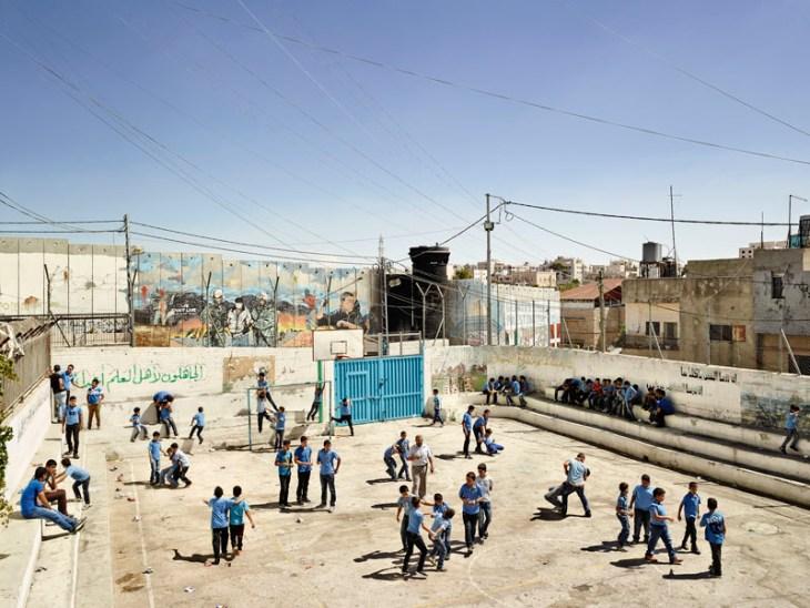 σχολείο αρρένων στη Βηθλεέμ, Δυτική Όχθη