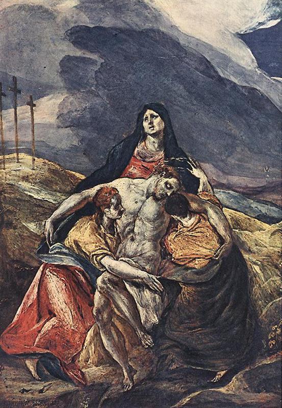 Πιετά (Θρήνος ) 1575