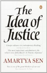 The Idea of Justice-book