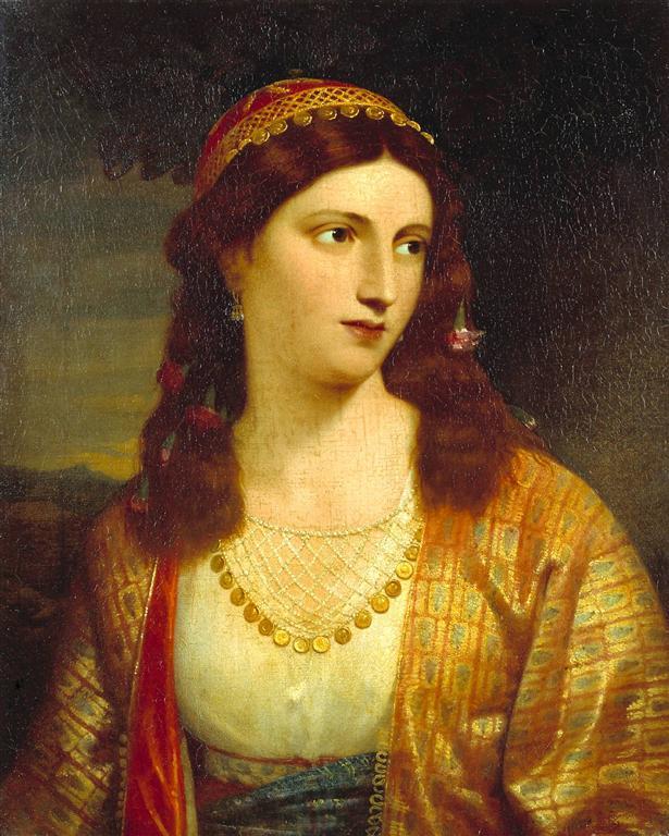 Haidée, ένα κορίτσι από την Ελλάδα -Sir Charles Lock Eastlake, RA - 1827