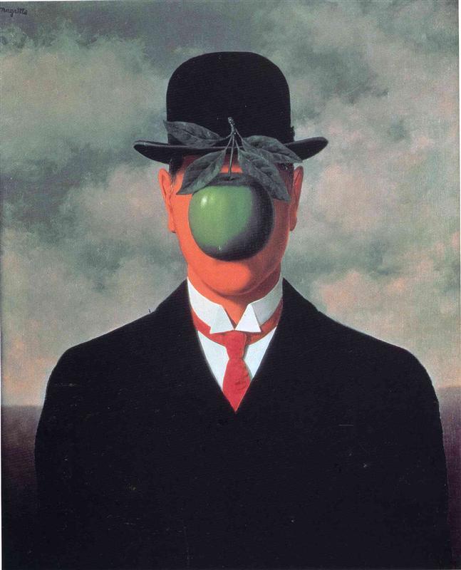 Ο μεγάλος πόλεμος - Rene Magritte 1964
