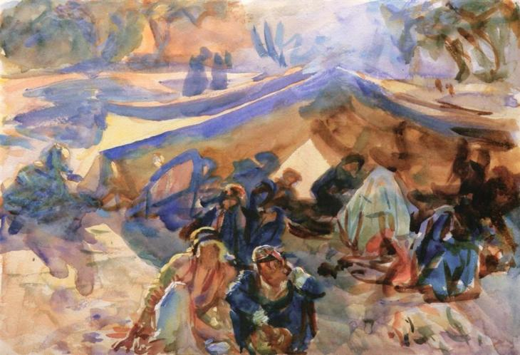 Σύριοι τσιγγάνοι - John Singer Sargent - 1905