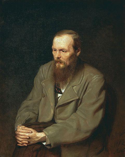 Φιοντόρ Ντοστογιέφσκι. Πορτραίτο από τον Βασίλι Περόφ, 1872