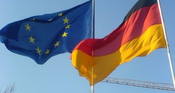 germany-EU-flags