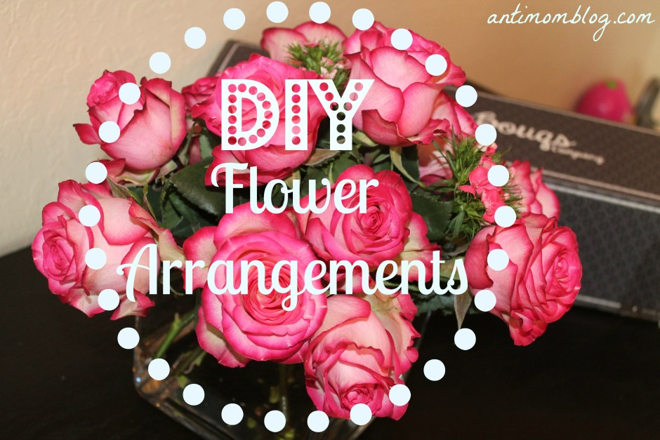 DIY Flower Arrangement in 3 Easy Steps!