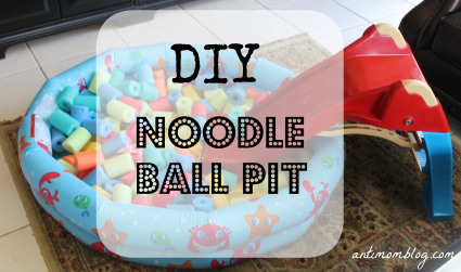 DIY Ball Pit