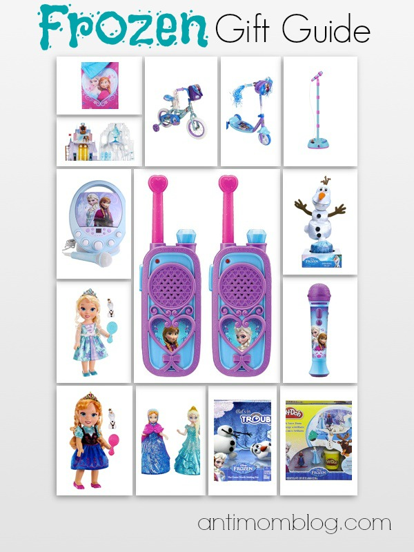 Frozen Gift Guide