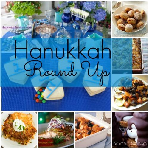 Hanukkah Round Up