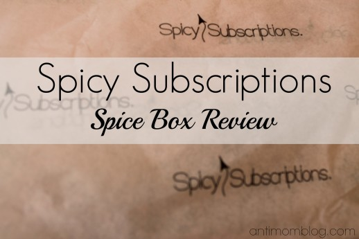 {Review} Spicy Subscriptions