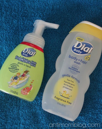 4 Reasons Why We Love Dial Baby & Dial Kids! + Giveaway