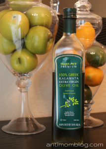 Trader Joe's Olive Oil | The Anti Mom Blog