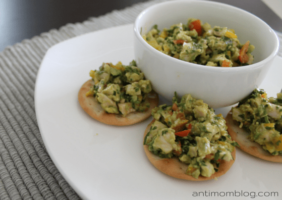 Chicamole Recipe | The Anti Mom Blog