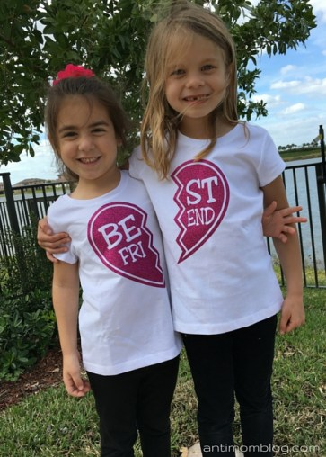 BFF Shirts For Kids