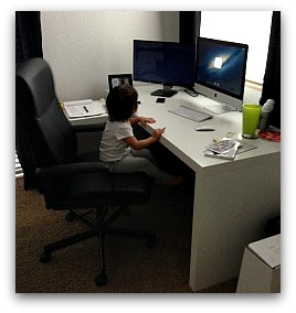 Home Office Basics The Anti Mom Blog