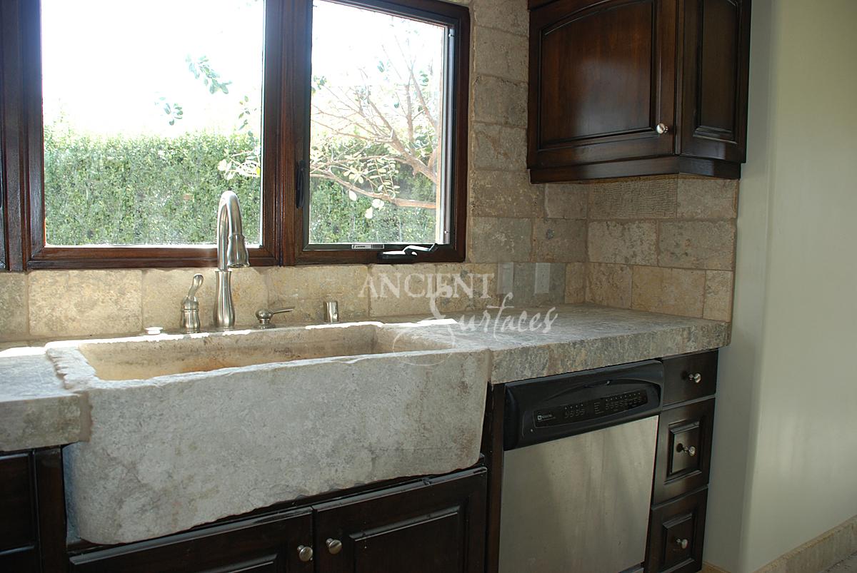 biblicalstone stone kitchen sink Antique Biblical Stone