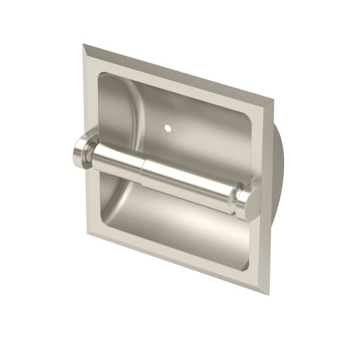 Medium Of Recessed Toilet Paper Holder