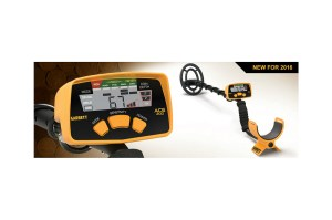 Garrett Announces New ACE 200 Metal Detector
