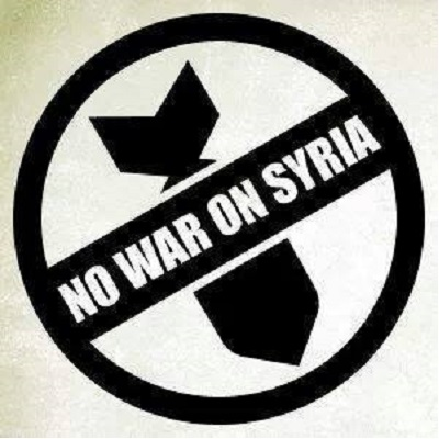 NoWarSyria