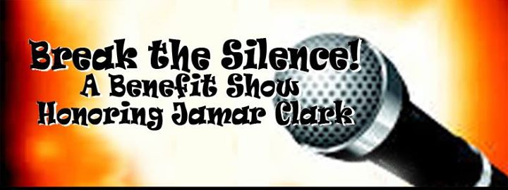 Donate to Break the Silence! A benefit show honoring Jamar Clark