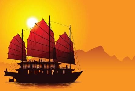 Fatima Fiandeira Barco Chinês