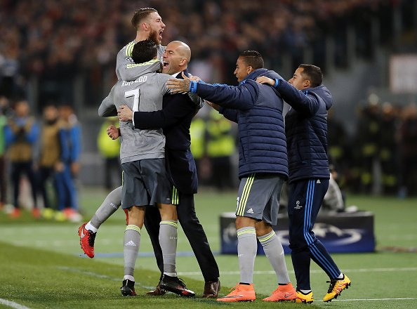(((VIDEO))) Champions League: Roma 0-2 Real Madrid
