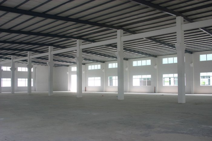 Inside the Huizhou factory