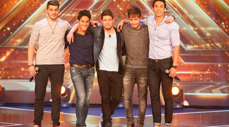 MBC The X Factor - The Five - العروض المباشرة