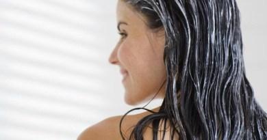 وصفة طبيعية لترطيب الشعر من 3 مكونات فقط