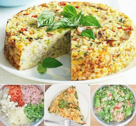 طريقة تحضير كعكة الأرز الذيذة