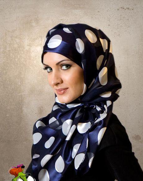 لفات حجاب مميزة 1387144059527