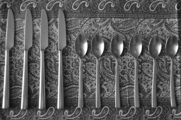 Knives and Spoons
