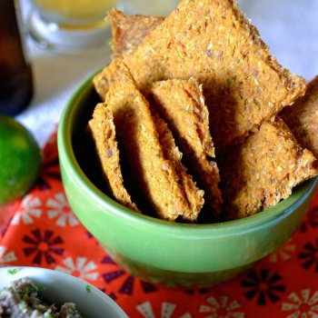 Chipotle Cheez Chips An Unrefined Vegan
